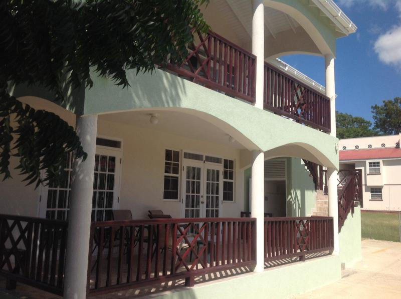 Ist Floor one bed apartment at Chelsea Villas - Image 1 - Maxwell - rentals