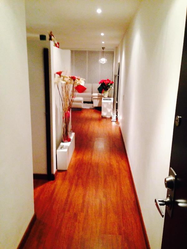 Hall - MODERN & BEAUTIFUL LOFT-GREAT LOCATION-PARKING-GYM - Bogota - rentals