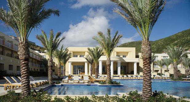 The pool - Luxury Condo/Apartment in St. Maarten - Philipsburg - rentals