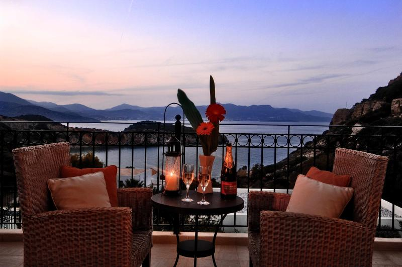 Sea View Villa With Private Pool - Image 1 - Agios Nikolaos - rentals
