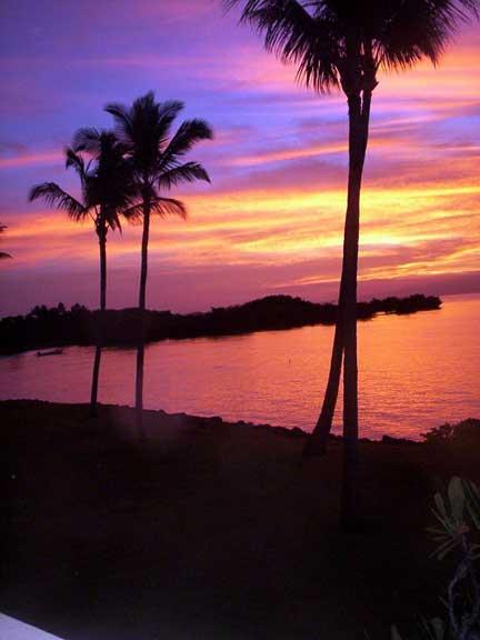 Sunset in Paradise - Welcome to Paradise  Wavecrest C-207 - Kaunakakai - rentals