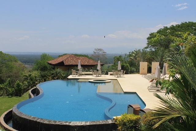Outdoor pool - Ocean View Condo - Exclusive Resort Lots Of Nature - Tarcoles - rentals