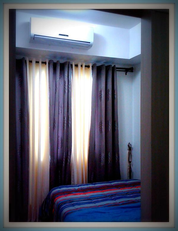 Inside the room - 1 Bedroom Furnished Condo Sea Residences Mall of Asia - Taft - rentals
