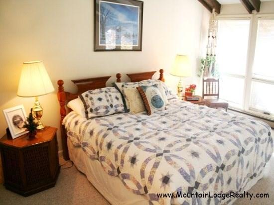 King Master Suite in Loft - Treehouse - Beech Mountain - rentals