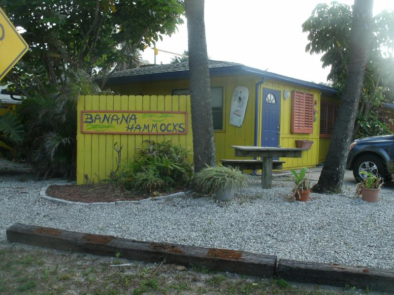 Banana Hammocks family resort (phone: hidden) - Banana Hammocks Resort Cabana by the Beach! - Fort Pierce - rentals