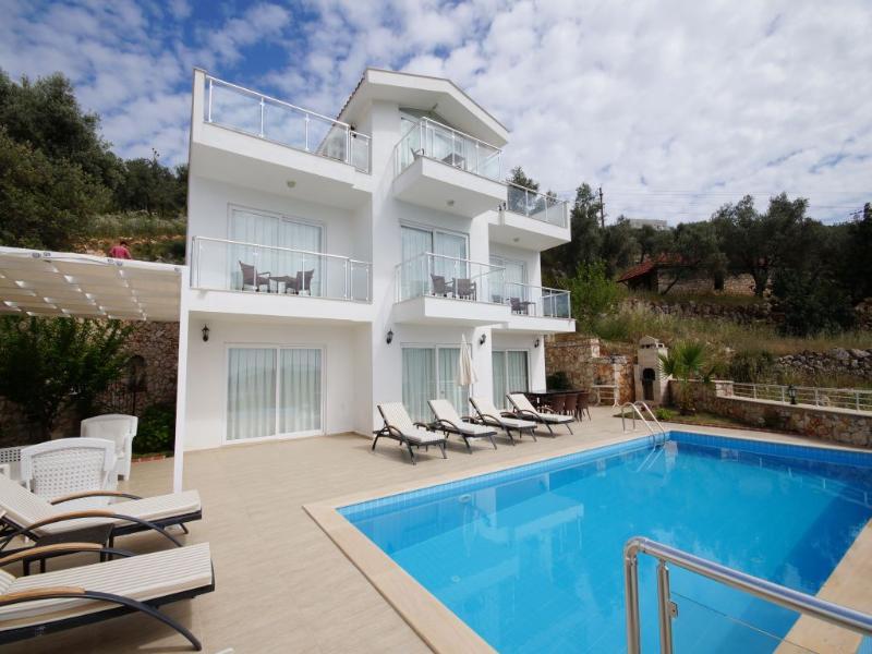 Villa Koru Luxury villa in Kalkan with secluded pool. - Image 1 - Kalkan - rentals