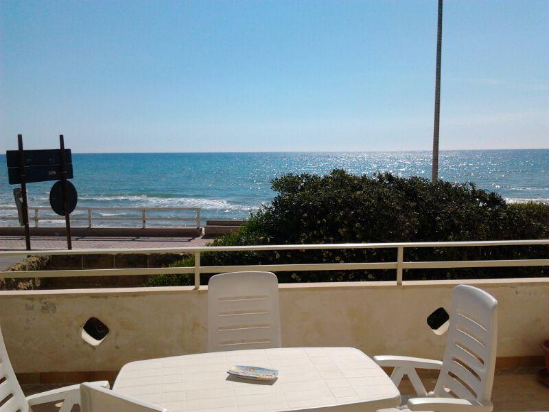 esterno - Monolocale con veranda fronte mare - Scoglitti - rentals