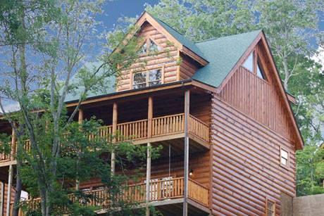 Free Nights at Luxury Log Cabin Sleeps 12 - Image 1 - Sevierville - rentals