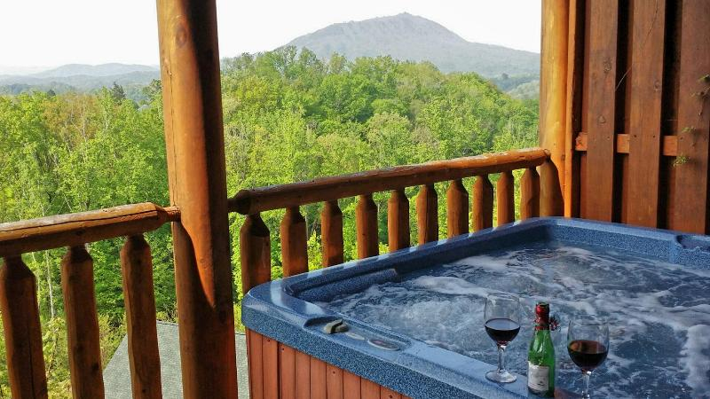 Luxury Cabin Panoramic View!!! - Image 1 - Sevierville - rentals