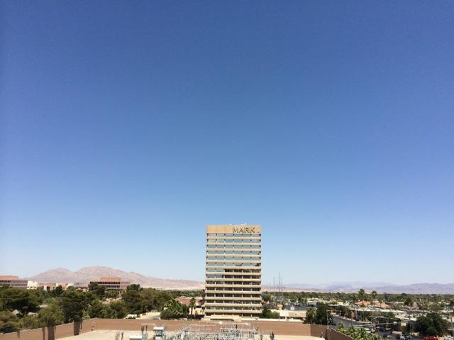 The View From Balcony, Living Room & Balcony !!! - CC 06, 2BR+ 2 Master bath + Living Room, With A Gr - Las Vegas - rentals
