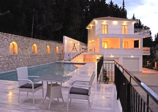 villa fountain of life in perigiali lefkada greece - Image 1 - Neochori - rentals