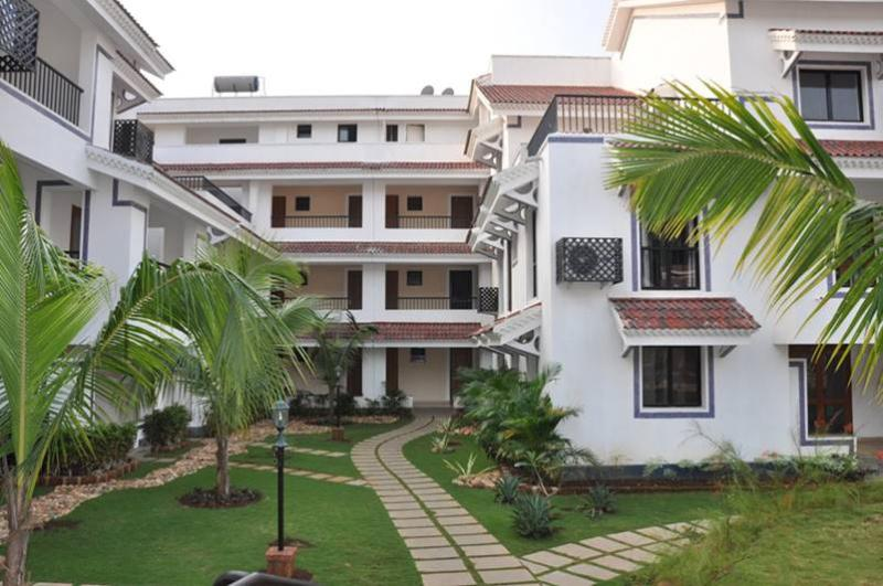 Ideally situated  in quiet & serene location by the beautiful  foothills in the Arpora area. - Govind's suite at Riviera Foothills - Arpora - rentals