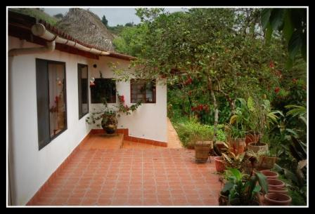 Holiday House - Peaceful Paradise on an ORGANIC FARM - San Miguel de los Bancos - rentals