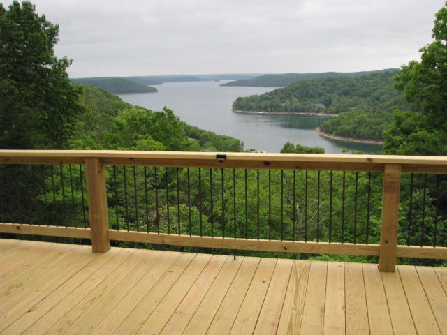 A cabin with a 5 mile lake view - Cabins View, 2 - 8 - Eureka Springs - rentals