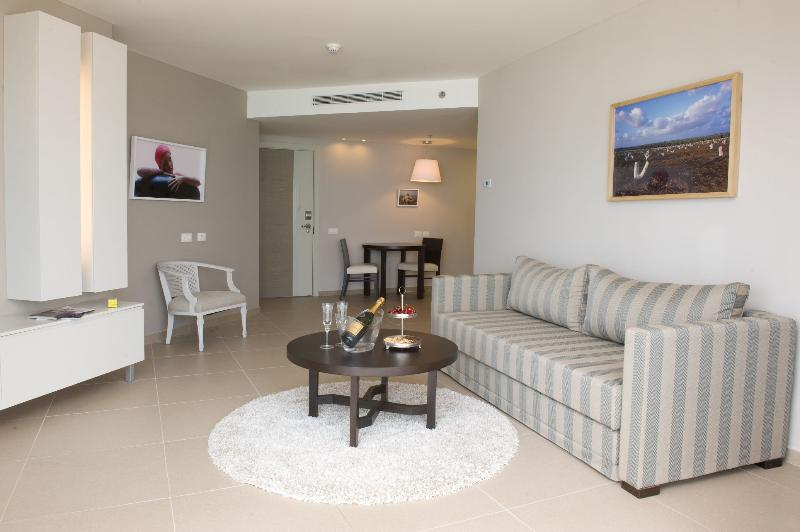Royal Sea Hotel and Suites  - Beautiful 1 Bedroom Deluxe Suite with Sea Views - RN01 - Image 1 - Netanya - rentals