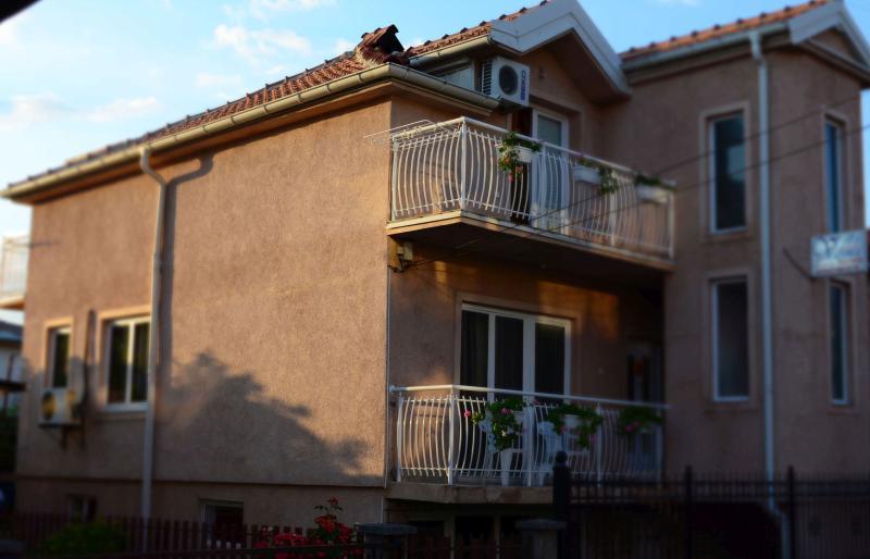 Front Line of the Villa - Villa Vesna - Ohrid - rentals