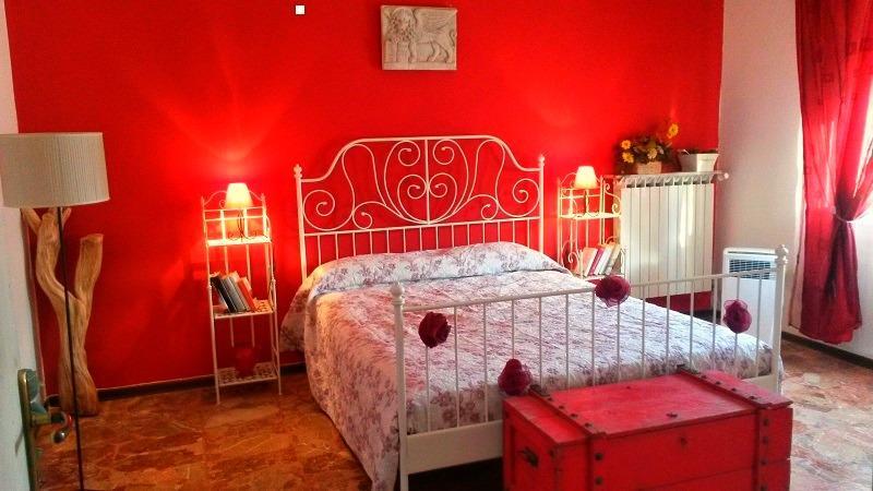 room MOECA (minibar,tv, AC, wi-fi) - NEW!! b&b Rivo Alto 821 Venice-Mestre - Venice - rentals