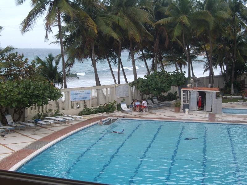 Ocean Front Cabana at El Condado, San Juan - Image 1 - San Juan - rentals