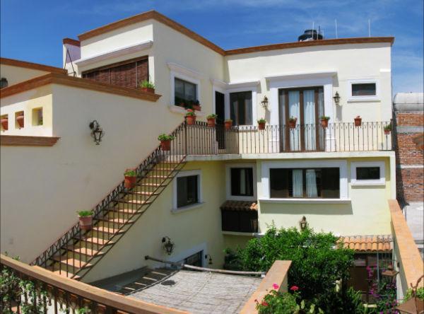 Building - La Casa de Laura Apartments - San Miguel de Allende - rentals