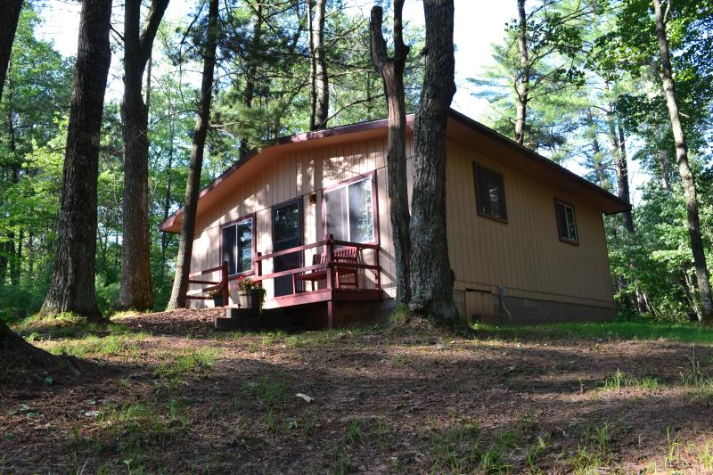 Ferns - Ferns--Fishing/Family-friendly Cabin on Trout Lake - Boulder Junction - rentals