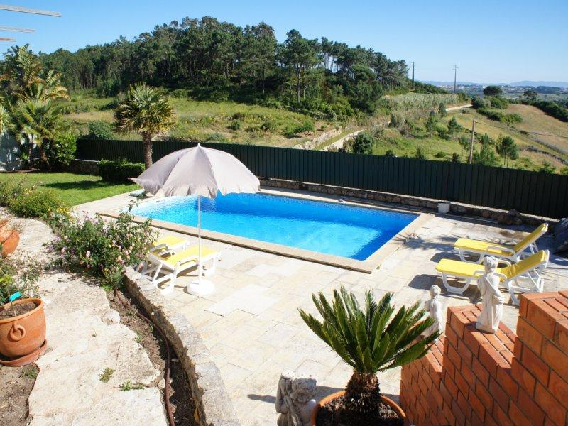 Pool, Country & Sea Views - Stunning Vila, SeaView, Pool, Near Beach, Ericeira - Ericeira - rentals