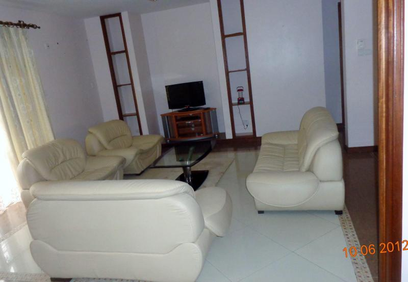 Sitting Lounge - Blue Pearl Apartments - Mombasa - rentals