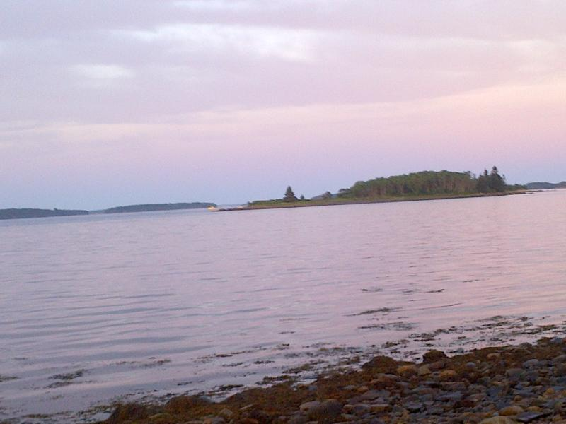front yard view - Islands in the Sun - Shelburne - rentals