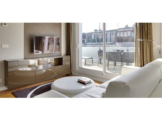San Martin Terrace | City-centre, terrace - Image 1 - San Sebastian - rentals
