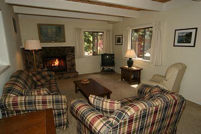 Living Room - 865 Peepsight 4 - Incline Village - rentals