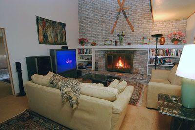 Living Room - 639 Martis Peak - Incline Village - rentals