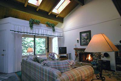 Living Room - Forest Pines 1-5 - Incline Village - rentals