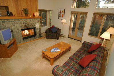 Living Room - McCloud 55 - Incline Village - rentals