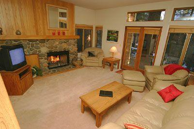 Living Room - McCloud 232 - Incline Village - rentals