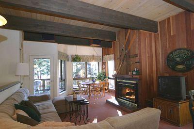 Living Room - Coeur Du Lac 38 - Incline Village - rentals
