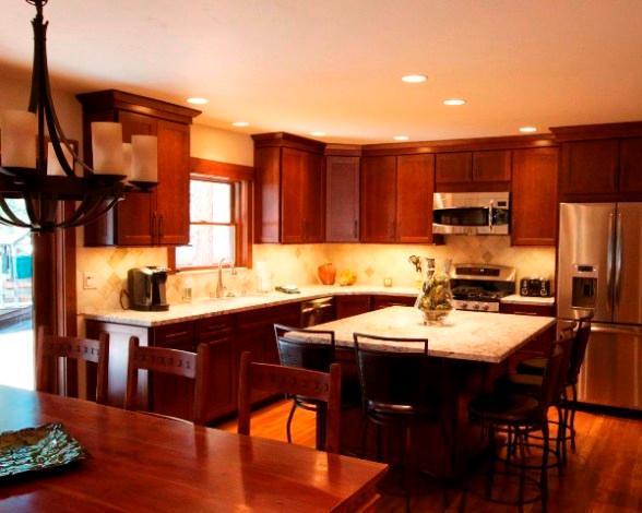 Kitchen - 1075 Flume - Incline Village - rentals