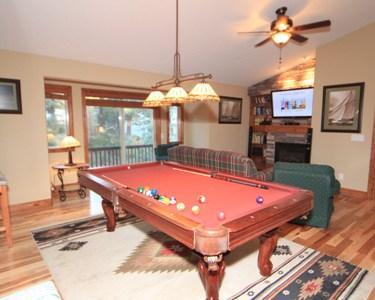 Game room - 843 Golfers Pass - Incline Village - rentals