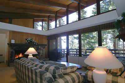Living Room - Incline Pines 40 - Incline Village - rentals