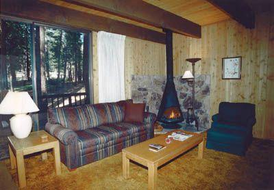 Living Room - Cedarcrest 14 - Incline Village - rentals
