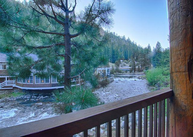 River View Condo on the Truckee River - Vacation Rental - Image 1 - Lake Tahoe - rentals