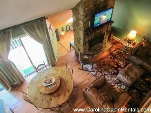 Tanglewood Living Room 2 - Tanglewood - Beech Mountain - rentals