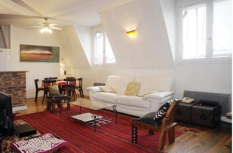 Bastille 3 bedroom (2301) - Image 1 - Paris - rentals