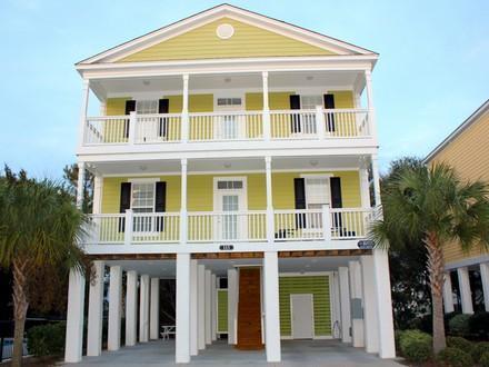 Angler Villas 3 - Image 1 - Garden City Beach - rentals