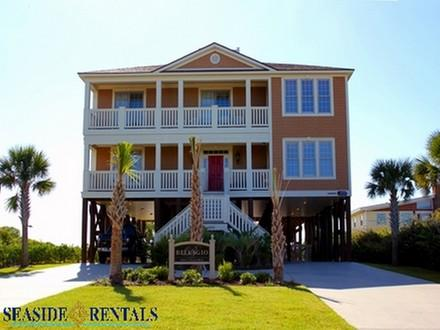 The Bellagio- Luxury Myrtle Beach Vacation Home with a Pool - Image 1 - Myrtle Beach - rentals