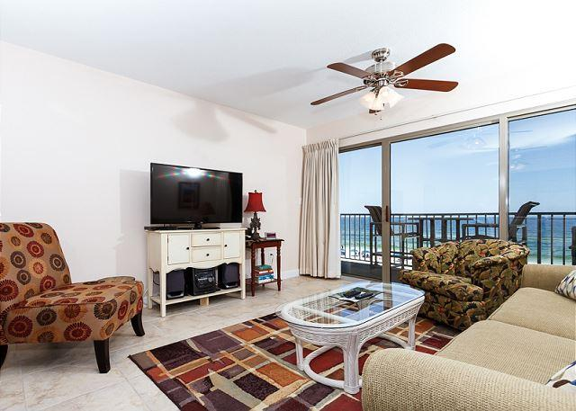 All guests of Emerald Towers West can enjoy this beautiful beach - ETW 3006: Great Beach front Condo! flat screen TVs,WI-FI,FREE BEACH CHAIRS, - Fort Walton Beach - rentals