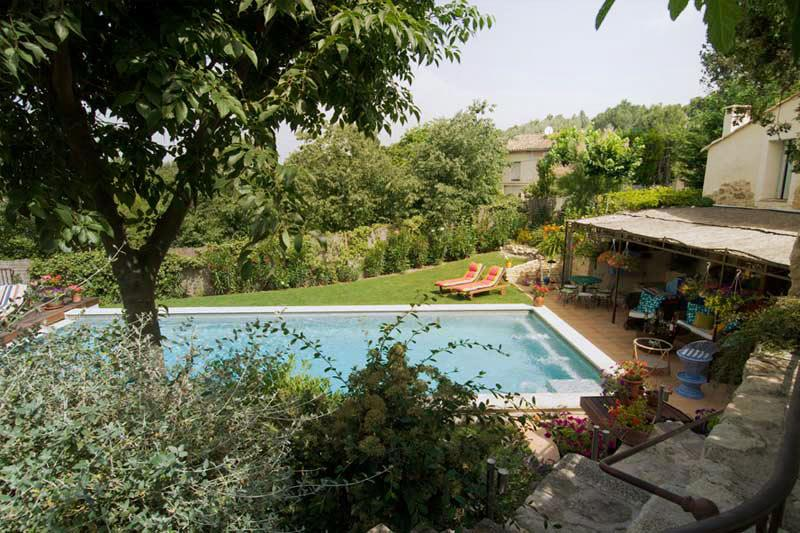 "Almost every day, it's beautiful  outside! - ""La Tour de la Girouette"" at Provence Paradise- Great 3 Bedroom Vacation Home - Saint-Remy-de-Provence - rentals"