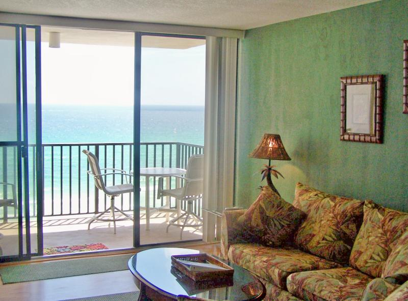 Beautiful Gulf Front Pelican's Perch at Pelican Walk Resort amazing views wait to dazzle you. - Tropical Sunsets,Beach Front View 1br 2 ba Loaded! - Panama City Beach - rentals