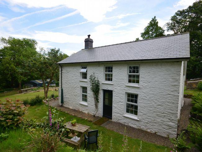 View of the property - TEIFH - Llanfair Clydogau - rentals