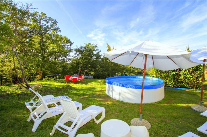 Holiday Home with a Pool for your vacation in Istria near Rabac - Image 1 - Rabac - rentals