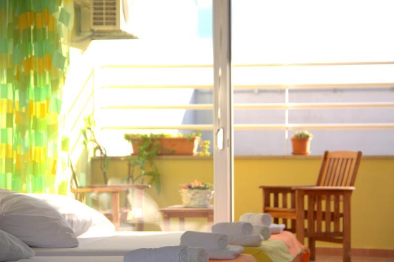 Beachfront Stylish Duplex Apartment in Split for 4 Adults on Žnjan Beach (A8) - Image 1 - Split - rentals