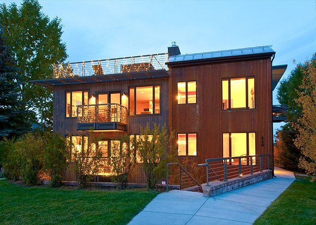 Teton Views from this Luxury Condo - Walking Distance to the Town Square! - Image 1 - Jackson - rentals